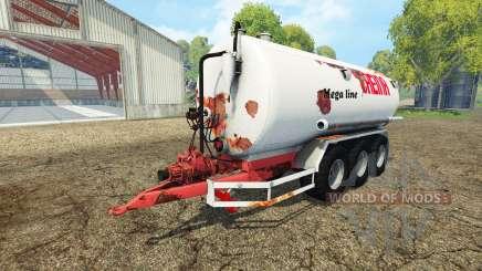 Creina CVC 25000 v1.1 für Farming Simulator 2015