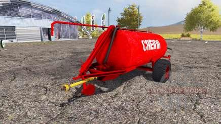Creina CVC für Farming Simulator 2013