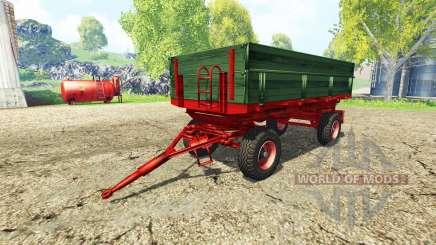 Krone Emsland v2.0 für Farming Simulator 2015
