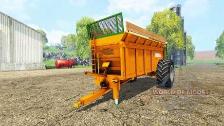 Dangreville pour Farming Simulator 2015