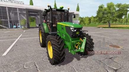 John Deere 6115M pour Farming Simulator 2017
