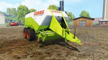 CLAAS Quadrant 2200 RC für Farming Simulator 2015