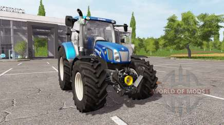New Holland T6.150 pour Farming Simulator 2017