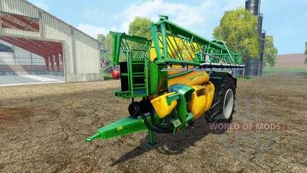 Amazone UX5200 v1.5 pour Farming Simulator 2015