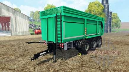 Wagner WK 800 plus pour Farming Simulator 2015
