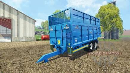 Broughan 18F v2.0 für Farming Simulator 2015