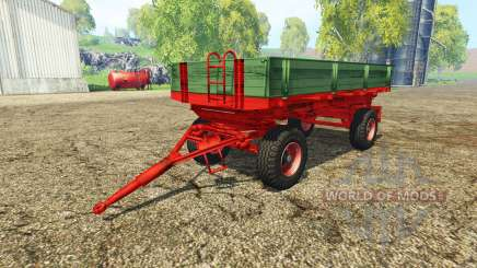 Krone Emsland v3.3 pour Farming Simulator 2015