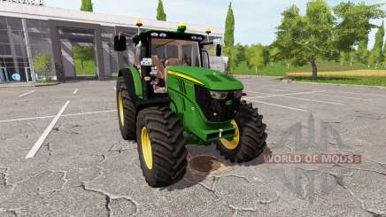 John Deere 6170R für Farming Simulator 2017