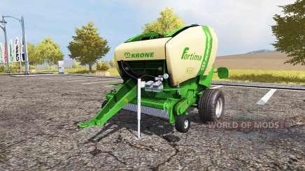 Krone Fortima V1500 pour Farming Simulator 2013
