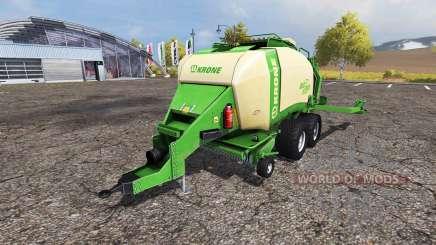 Krone BiG Pack 1290 HDP (XC) v2.1 pour Farming Simulator 2013