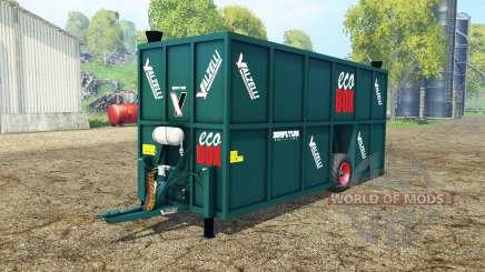 Valzelli EcoBox v1.1 für Farming Simulator 2015