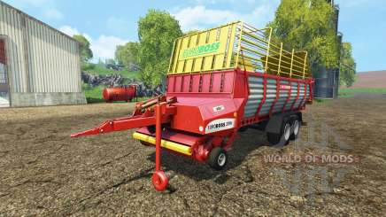 POTTINGER EuroBoss 370 H pour Farming Simulator 2015