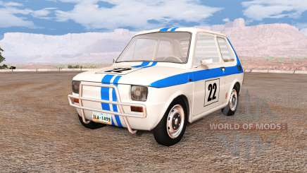 Fiat 126p v5.0 pour BeamNG Drive