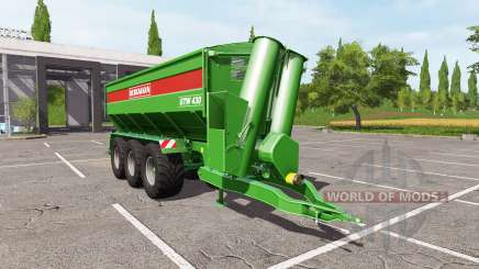 BERGMANN GTW 430 für Farming Simulator 2017