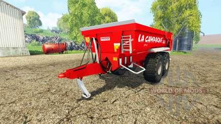 La Campagne BTP 24 pour Farming Simulator 2015