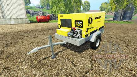 Kaercher mobile washing für Farming Simulator 2015