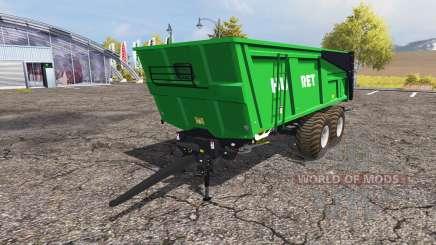 Huret 18T v3.0 pour Farming Simulator 2013