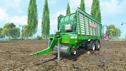 BERGMANN Carex 38S v2.0 pour Farming Simulator 2015
