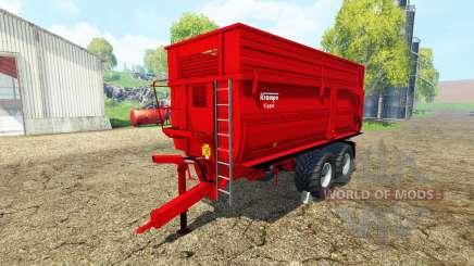 Krampe BBS 650 v2.0 pour Farming Simulator 2015