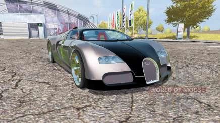 Bugatti Veyron für Farming Simulator 2013