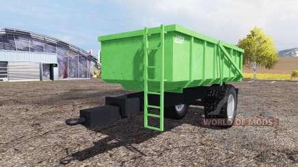 IZI trailer pour Farming Simulator 2013