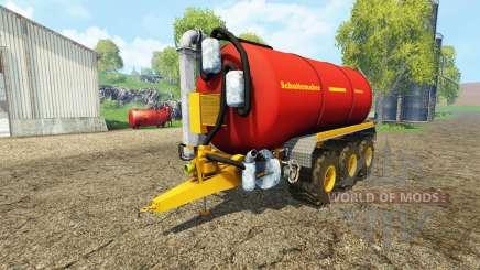 Schuitemaker Robusta 260 pour Farming Simulator 2015