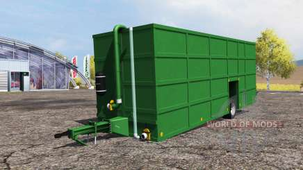 Krassort manure container für Farming Simulator 2013