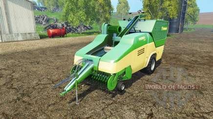 Krone Premos 5000 für Farming Simulator 2015