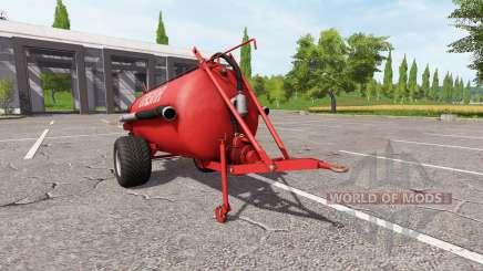 Creina 3200l pour Farming Simulator 2017