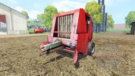 Hesston 5580 pour Farming Simulator 2015