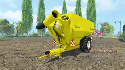Degelman Shuttlekart pour Farming Simulator 2015