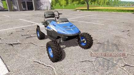 Quad Sherpa pour Farming Simulator 2017