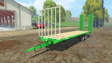 JOSKIN Wago v1.1 pour Farming Simulator 2015