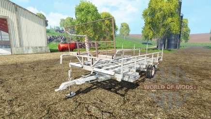 Ursus T-127 v2.0 pour Farming Simulator 2015