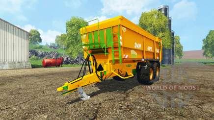 Dangreville DMS pour Farming Simulator 2015