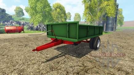 Tractor trailer v1.1 pour Farming Simulator 2015