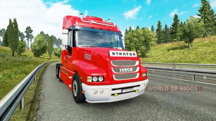 Iveco Strator v2.0 pour Euro Truck Simulator 2