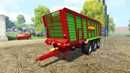 Strautmann Giga-Trailer 4001 DO v2.0 pour Farming Simulator 2015