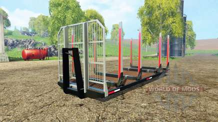 ITRunner logging platform pour Farming Simulator 2015