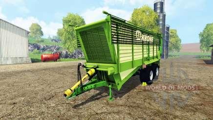 Krone TX 460 D für Farming Simulator 2015
