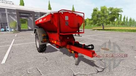 Rauch TWS 7000 für Farming Simulator 2017