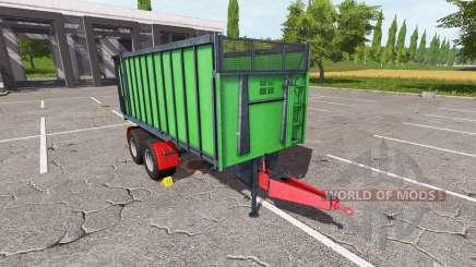 Fendt TMK 100K pour Farming Simulator 2017