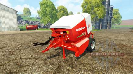 Welger RP220 pour Farming Simulator 2015