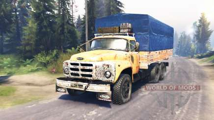 ZIL 133 Red Fox pour Spin Tires