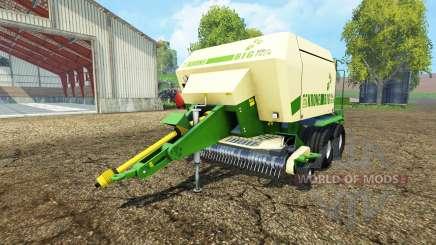 Krone BigPack 120-80 pour Farming Simulator 2015