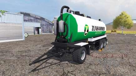 Zunhammer manure transporter für Farming Simulator 2013