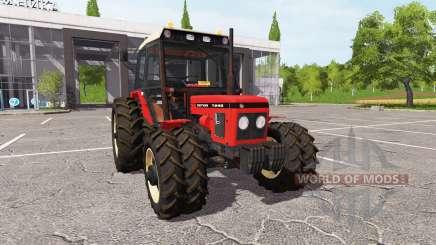 Zetor 7245 pour Farming Simulator 2017