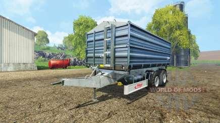 Fliegl TDK 255 pour Farming Simulator 2015