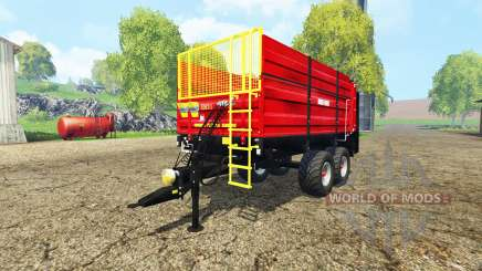 Metal-Fach N267-1 für Farming Simulator 2015
