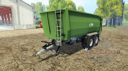 Fliegl trailer für Farming Simulator 2015
